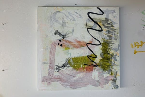Deanna Miera, Untitled 1 , 12x12