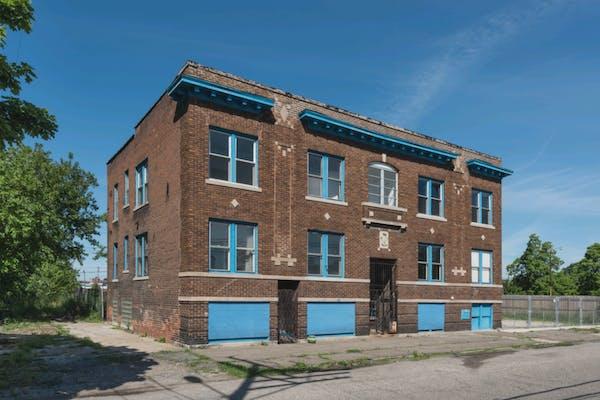Anders Ruhwald Unit 1, 3583 Dubois, Detroit. Courtesy the artist