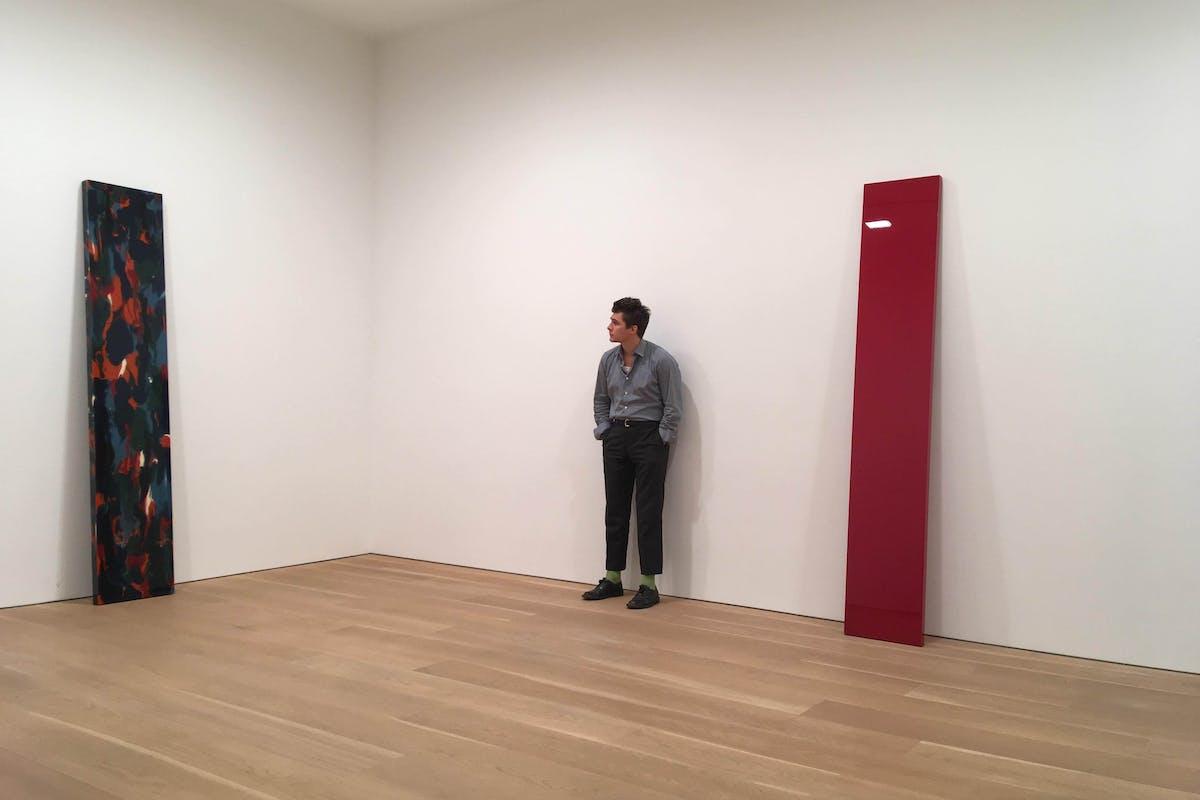 Vedran Kopljar, Plank Communication Center: Meeting Untitled & Untitled, 2019. Foto Vedran Kopljar