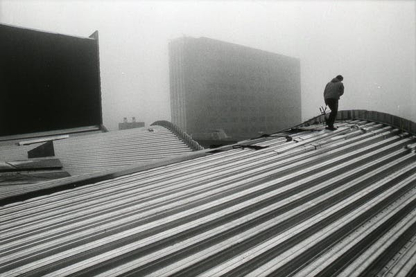 Nederlands Dans Theater, OMA, 1987, gesloopt 2016, – foto Hans Werlemann