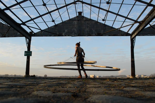 Elen Braga, The Living Room , 2017, video, kleur, 14'54, AIR Antwerp