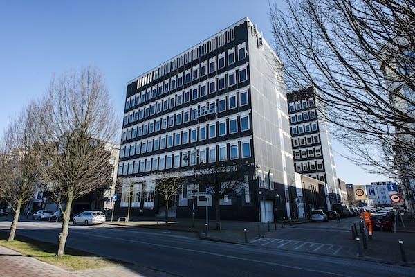 Het Hof van Beroep, de voorziene toekomstige locatie van M HKA. Foto (c) M HKA