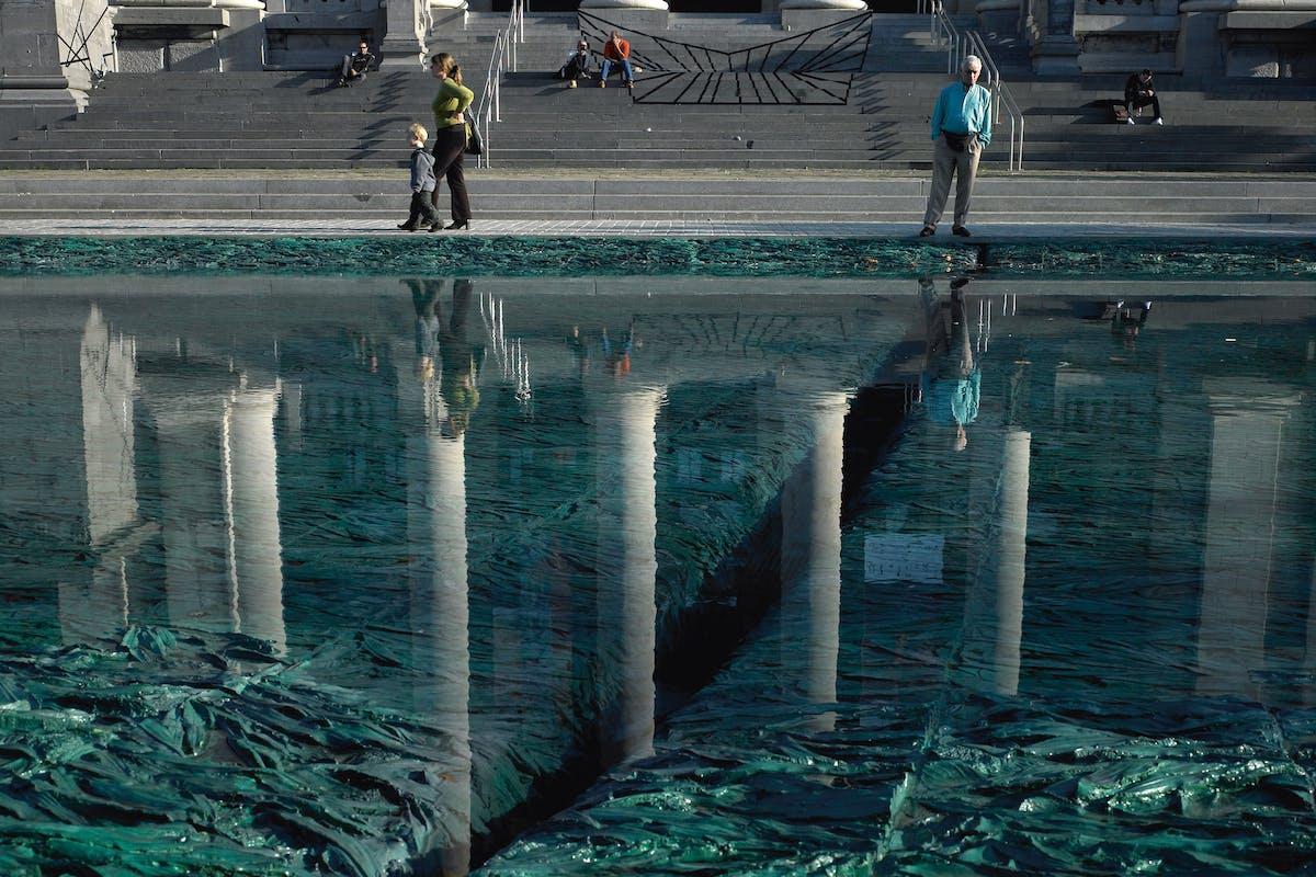 Cristina Iglesias, Deep Fountain . – © Cristina Iglesias