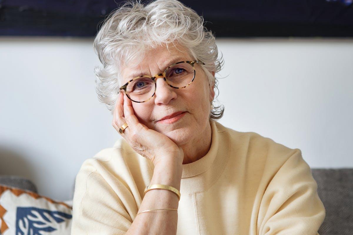 Anna Tilroe, – foto Pauline Niks, 2021