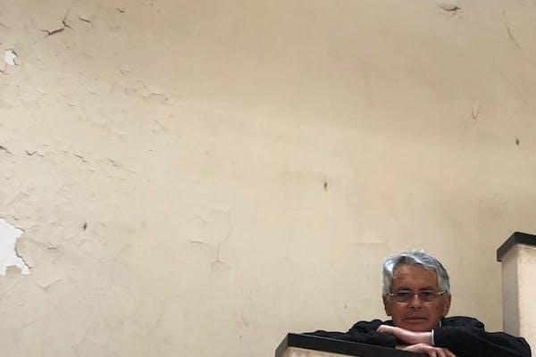 Herman Daled, foto: Birte Carolin von Knoblauch, Brussel 2019