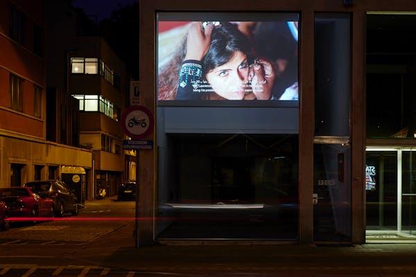 CINEMA TICK TACK: Bárbara Sánchez Barroso, Dear Samar / عزيزتيسمر, 2019, 10' – Photo: Arne Jennard