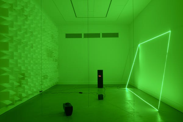 Haaron Mirza, Distance intime, Hôtel des Collections, MOCO Montpellier – © Marc Domage