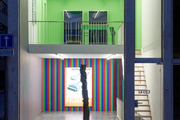 Joep van Liefland, Viewing Days , exhibition view at TICK TACK