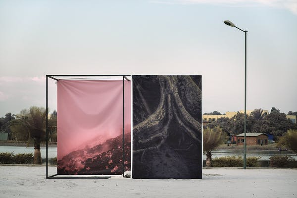 lubumbashi, exhibition views – © Léonard Pongo