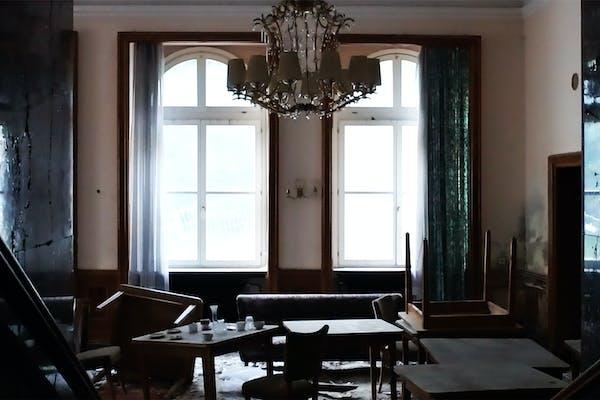 Daniel Mann and Eitan Efrat, Rn, 2019, video still. – courtesy the artists