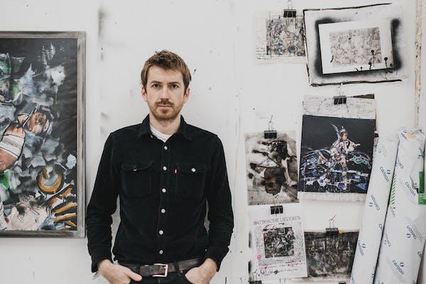 Joris Van de Moortel, courtesy van de kunstenaar en Galerie Nathalie Obadia Brussel-Parijs
