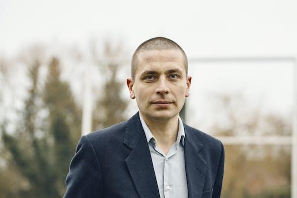 Laurens Otto, foto door Thomas Nolf